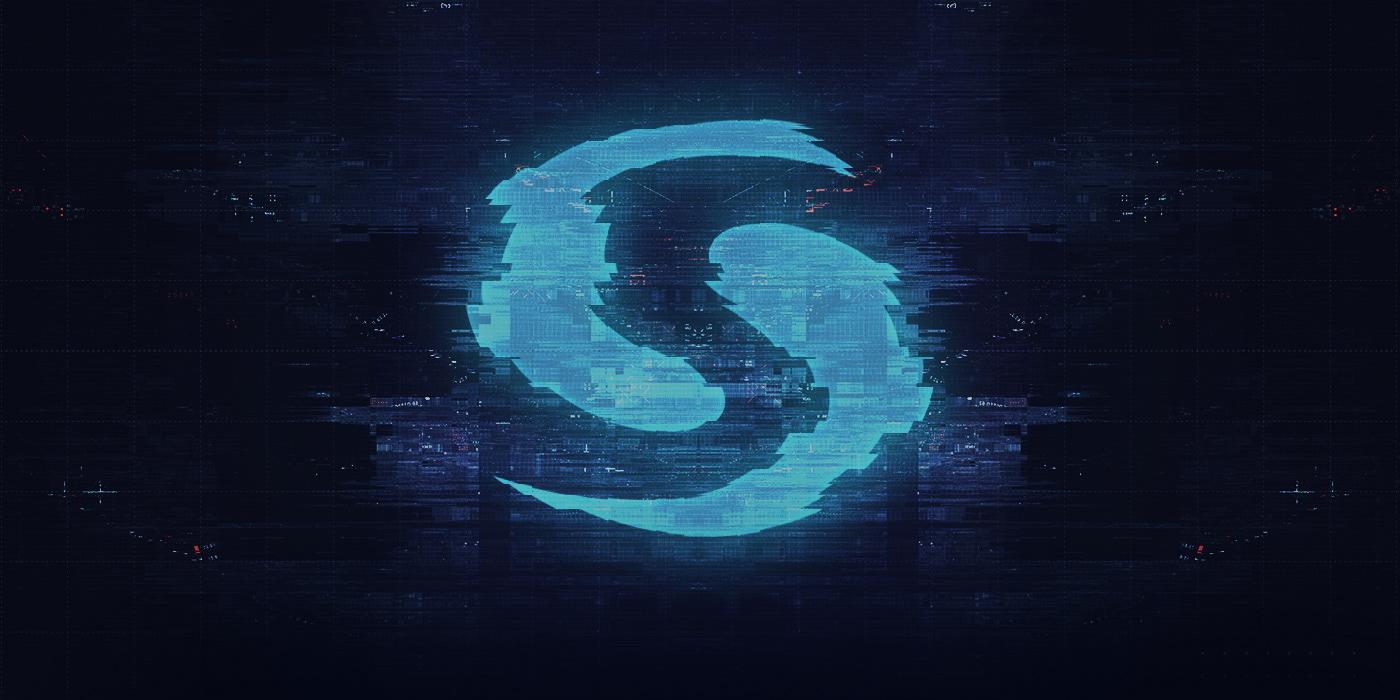 Sycoin Logo Scifi